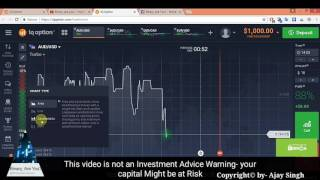 IQ Option Tutorial Hindi Full guide for trading India