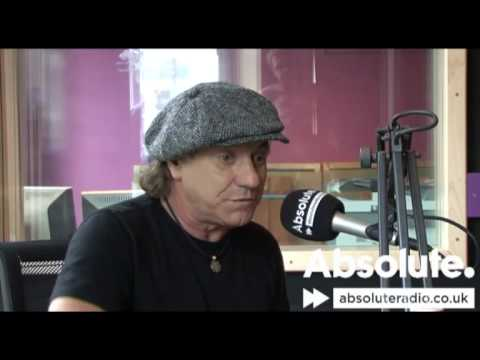 Interview: Brian Johnson AC/DC