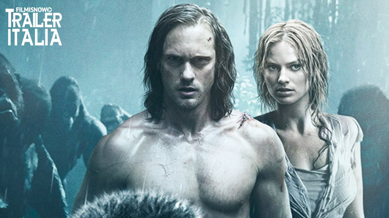 The Legend of Tarzan con Alexander Skarsgård, Margot Robbie | Nuovi Spot