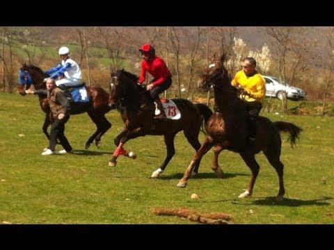 Vrapimi i Kuajve Opojë 21.04.2013 / The horse race 2013