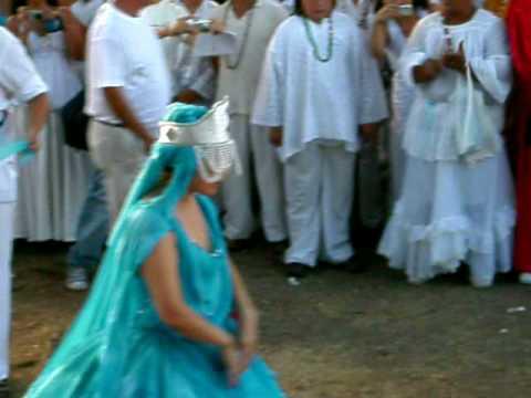 FIESTA DE LA MAE IEMANJA  ASRAU 2009 1