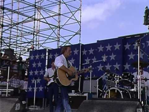 Vern Gosdin - I'm Gonna Be Moving (Live at Farm Aid 1986)