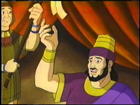 Animated Bible Stories - Daniel video