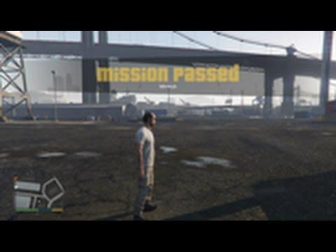 GTA 5 Walkthrough Part 25 MINISUB THE YELLOW SUBMARINE. PS4