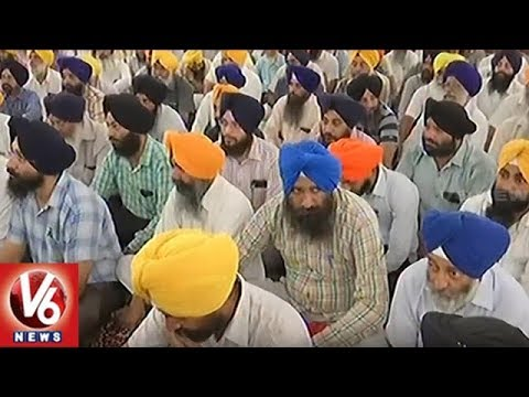 Punjab Sikhs Offers Special Prayers In Golden Temple After Afghanistan Blast | V6 News