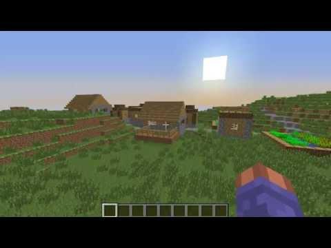 Nsane Seeds- Best Flat land, grassland, npc village Minecraft seed 1.6.2
