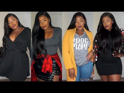 2018 Trendy Zaful Curvy/Thick girl fashion |Plus Size Options| 2XL-5XL