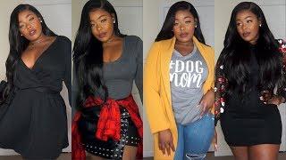 2018 Trendy Zaful Curvy/Thick girl fashion |Plus Size Options| 2XL-5XL