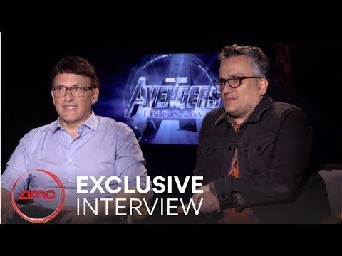 AVENGERS: ENDGAME - Interview (Anthony Russo & Joe Russo) | AMC Theatres (2019)