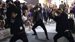 JHKTV]홍대댄스 hong dae k-pop dance DOB the eve (전야)