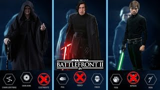 TOP 10 WORST HERO ABILITIES! Star Wars Battlefront 2