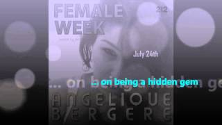 Angelique Bergere on Working with Markus Schulz and being a hidden gem [ Interview Part 1]