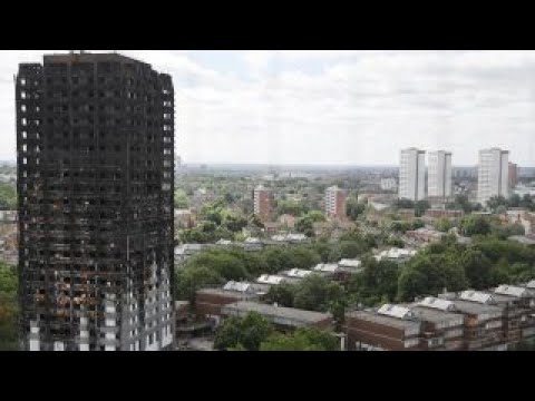 Grenfell Tower fire: Police considering manslaughter charges