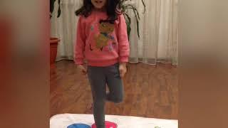 Йога челлендж (повторяю фото)