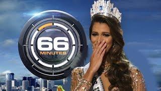 REPORTAGE 66 MINUTES - MISS UNIVERSE 2016 IRIS MITTENAERE ♛