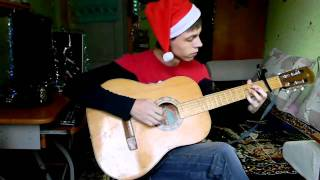 (ABBA) Happy New Year. arr by Sungha Jung  fingerstyle acoustic (cover)