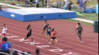 IHS Jasmane 100 m Kennedy Track 2016
