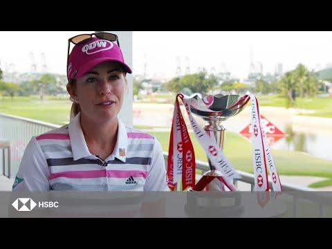 HSBC Women's Champions 2014 - Inner strength of champion Paula Creamer - Episode 2