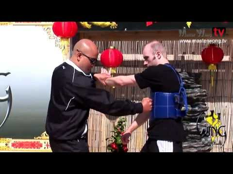 wing chun techniques Basic punch lesson 1(straight punch) Image 1