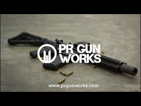 AR-15 Barrel Shortening