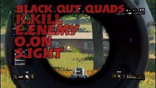 Ps4 black out Quads Bike Kill
