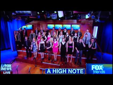 Perpetuum Jazzile on Fox and Friends March 12, 2013