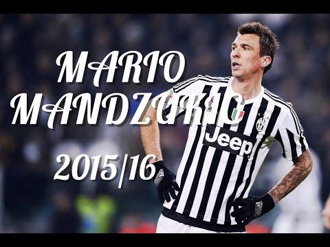 Mario Mandžukić ● Goal Machine | Best Goals & Skills 2015-2016 | JUVENTUS | HD