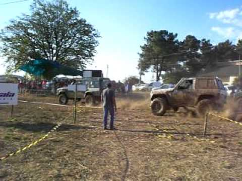 TRIAL 4X4 3� CERNACHE DO BONJARDIM