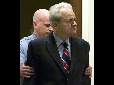 Слободан Милошевич Братья славяне, помните о судьбе Югославии!