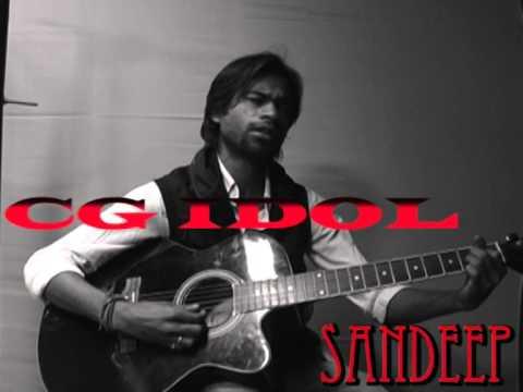 cg idol sandeep rao
