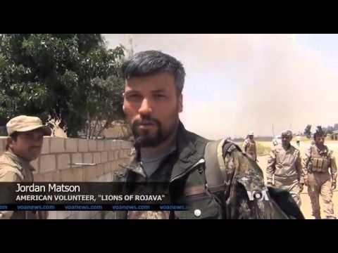 New video of jordan Matson - short interview after battle