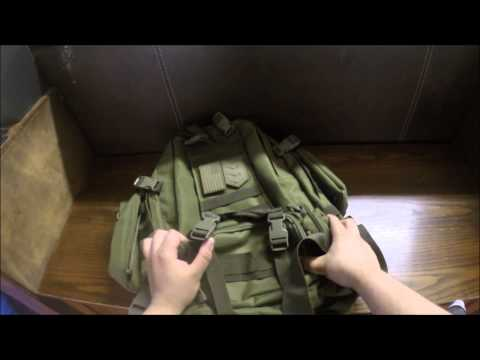 Unboxing and Review of the Paratus 3 Day Operator's Pack