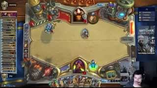 Dog vs Anubarak (Hearthstone Bug)