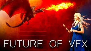 The Future of Visual Effects (VFX)
