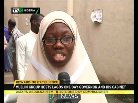 Muslim Students Society of NigeriaMSSN hosts Lagos One-Day-Governor