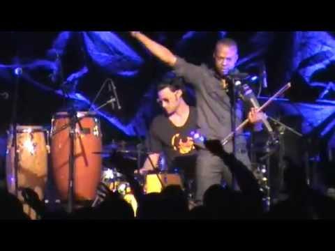 THe MAD VIOLINST & symphony crack perform live APCA 2011 (Atlanta GA)
