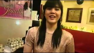 Janella Salvador Thanks for JANELLAsters Birthday bash and GT