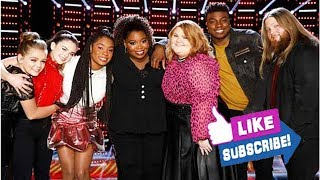'The Voice' Semi-Finals results show recap: Top 8 will cruelly and swiftly become a Final 4 tonig...