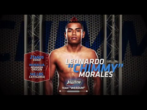 "The Ultimate Fighter Latin America: Leonardo ""Chimmy"" Morales"
