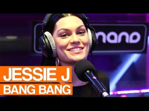Jessie J - Bang Bang - Live session