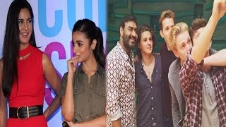 Is Alia Bhatt Jealous Of Katrina Kaif? | Ajay Devgan Collaborates With The Vamps For 'Shivaay'