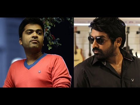 Simbu Replaced Vijay Sethupathi in Kiruthiga Udhayanidhi next film?