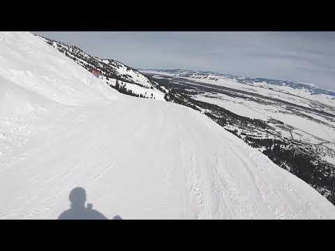 Jackson Hole top to bottom