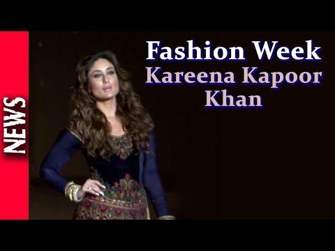 Latest Bollywood News - Kareena Kapoor For Rohit Bal Lakme Fashion Week  - Bollywood Gossip 2016