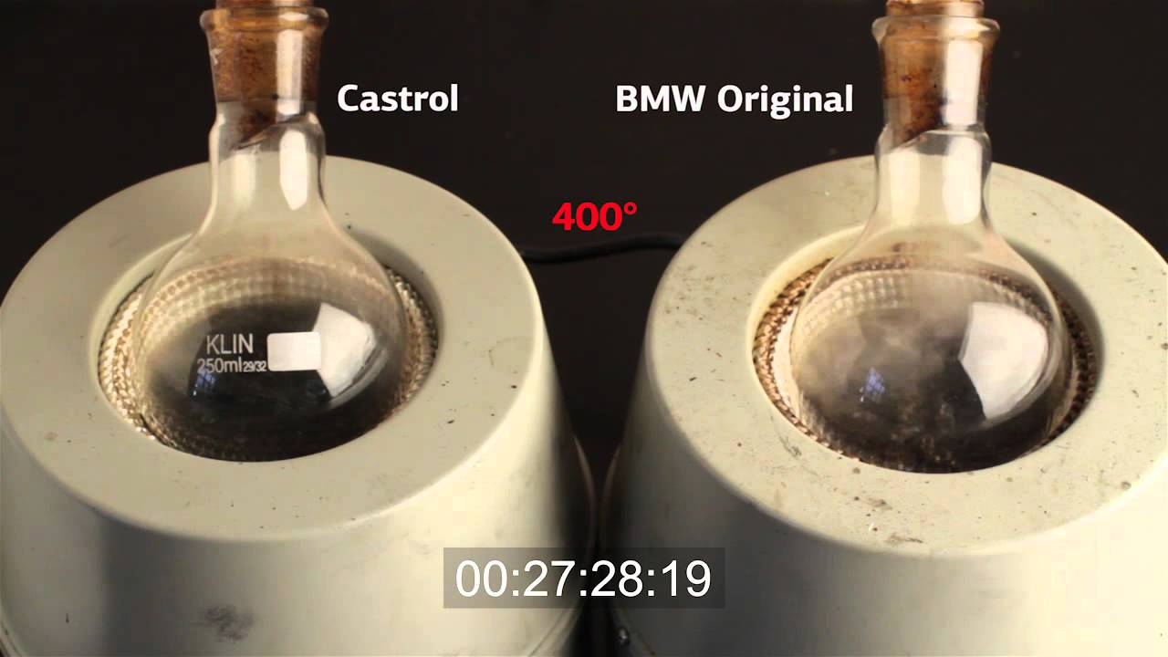 castrol edge vs bmw 0w30 oils contest youtube. Black Bedroom Furniture Sets. Home Design Ideas