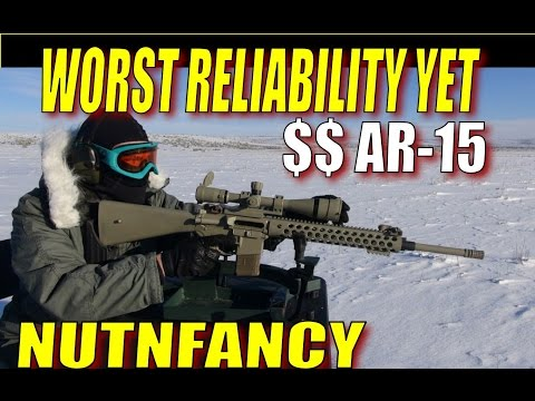 LaRue Stealth: Least Reliable AR-15 Yet