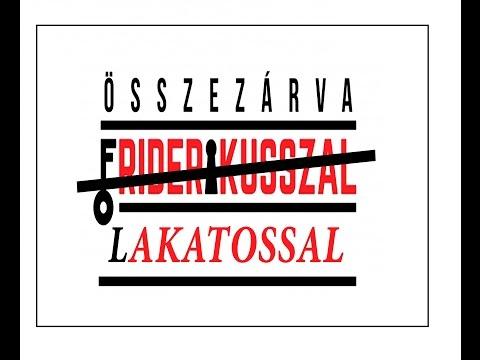 Összezárva Lakatossal (Roma News - Friderikusz Paródia)