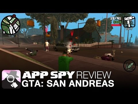 Grand Theft Auto: San Andreas iOS iPhone / iPad Gameplay Review - AppSpy.com