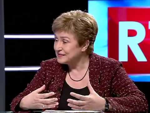 Commissioner Georgieva on Radio Television Senegal (RTS)