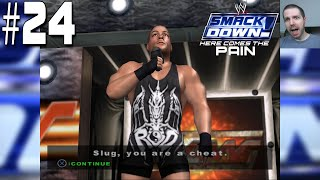 WWE SmackDown! Here Comes the Pain: Season Mode - Part #24